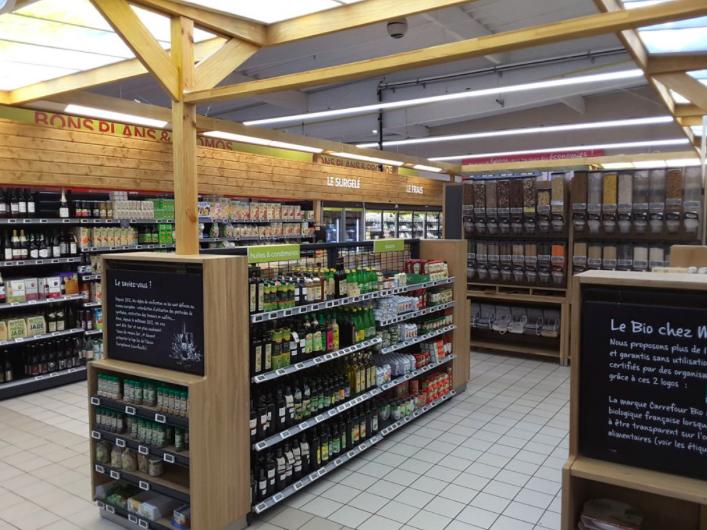 meble do sklepów spożywczych Vonartmeble do sklepów spożywczych, wyposażenie sklepów, meble sklepowe, regały do supermarketów,
